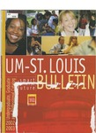 UMSL Bulletin 2002-2003 by University of Missouri-St. Louis