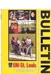 UMSL Bulletin 2000-2001 by University of Missouri-St. Louis