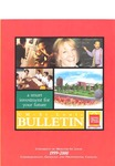 UMSL Bulletin 1999-2000 by University of Missouri-St. Louis