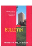 UMSL Bulletin 1993-1994 by University of Missouri-St. Louis