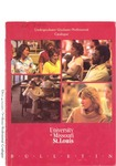 UMSL Bulletin 1987-1988 by University of Missouri-St. Louis