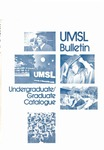 UMSL Bulletin 1983-1984 by University of Missouri-St. Louis