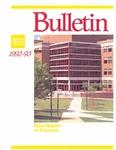 UMSL Bulletin 1992-1993 Description of Courses