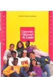 UMSL Bulletin 1991-1992 Description of Courses