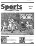 Sports Update, Spring 2001