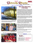 Faculty Newsletter Spring 2014 by University of Missouri-St. Louis