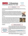 Faculty Newsletter Fall 2018 by University of Missouri-St. Louis