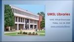 UMSL Libraries - UMSL Virtual Showcase Video