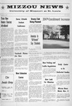 Mizzou News, November 04, 1964 by University of Missouri-St. Louis