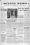 Mizzou News, November 16, 1964