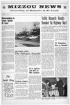 Mizzou News, November 30, 1964