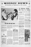 Mizzou News, December 14, 1964