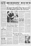 Mizzou News, October 04, 1965