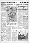Mizzou News, October 25, 1965