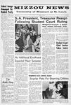 Mizzou News, January 12, 1966 by University of Missouri-St. Louis