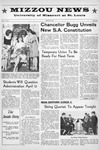 Mizzou News, March 22, 1966