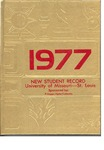 New Student Record 1977 by University of Missouri-St. Louis